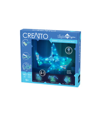 Thames & Kosmos Creatto Shark - 3L Version