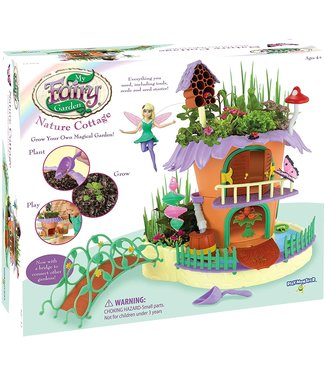 Play Monster My Fairy Garden Nature Cottage