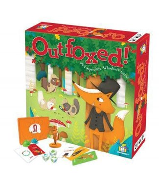 Gamewright Outfoxed
