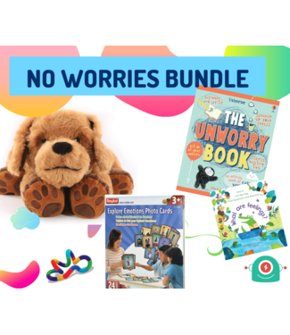 iSpark Toys No Worries Bundle