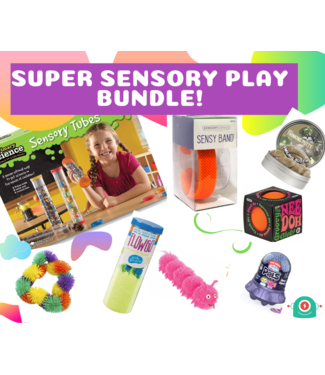iSpark Toys Super Sensory Play Bundle
