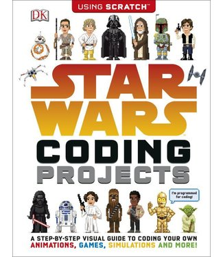 Penguin Publishing Star Wars Coding Projects