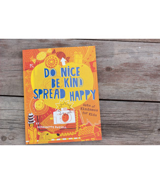 Usborne Do Nice, Be Kind, Spread Happy