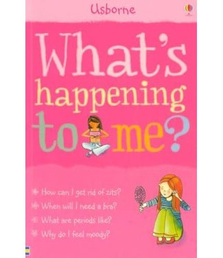Usborne What's Happening to Me? (Girls)