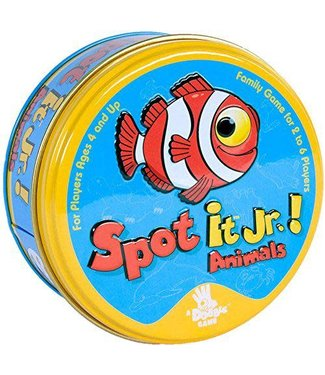 Asmodee Spot It! Jr Animals