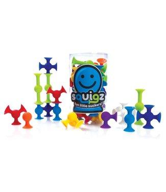 Fat Brain Toys Squigz - Starter Set