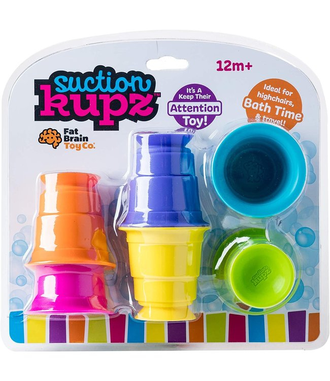 Fat Brain Toys Suction Kupz