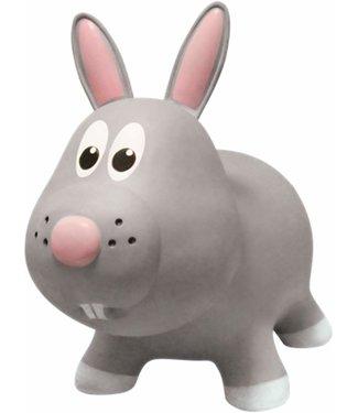 NGD Farm Hoppers-Rabbit - Grey
