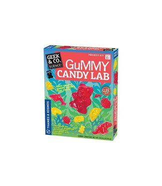 Geek & Co. Science Gummy Candy Lab