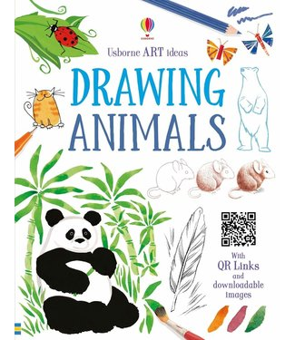 Usborne Art Ideas - Drawing Animals