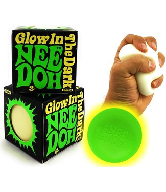 Schylling Nee-doh Glow in the Dark