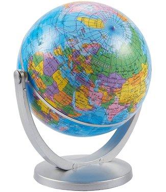 "Waypoint Geographics 4"" Blue Ocean GyroGlobe"