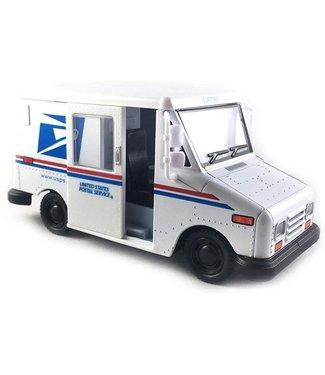 Toysmith Die Cast Mail Truck