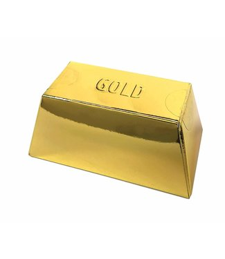 Schylling Chip away gold bar