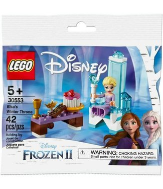 LEGO Elsa's Winter Throne - 30553