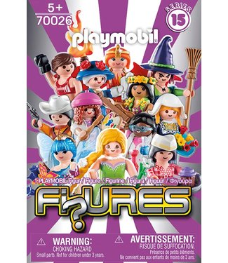 Playmobil Playmobil Figures Series 15 - Girls 70026