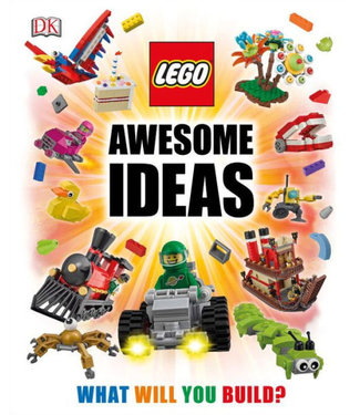 Penguin Publishing Lego Awesome Ideas