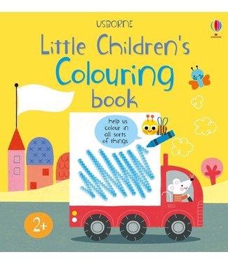 Usborne Little Children's Coloring Book