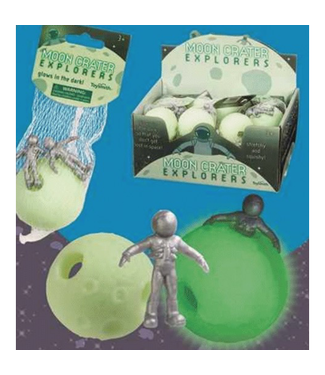 Toysmith Moon crater explorers