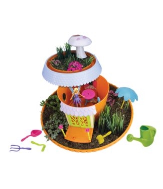 Play Monster My Fairy Garden Magical Cottage