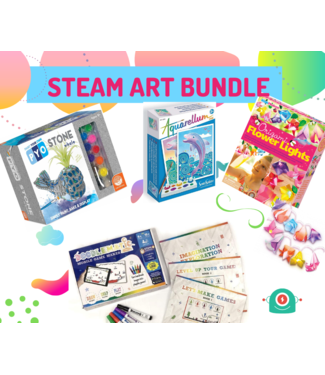 iSpark Toys STEAM Art Bundle