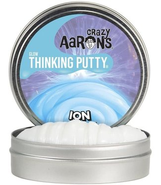 """Crazy Aaron Thinking Putty - 2"""" Ion"""