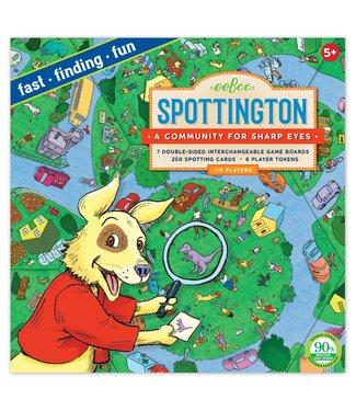 eeBoo Spottington