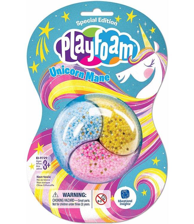 Educational Insights Playfoam Unicorn Mane - Special Edition