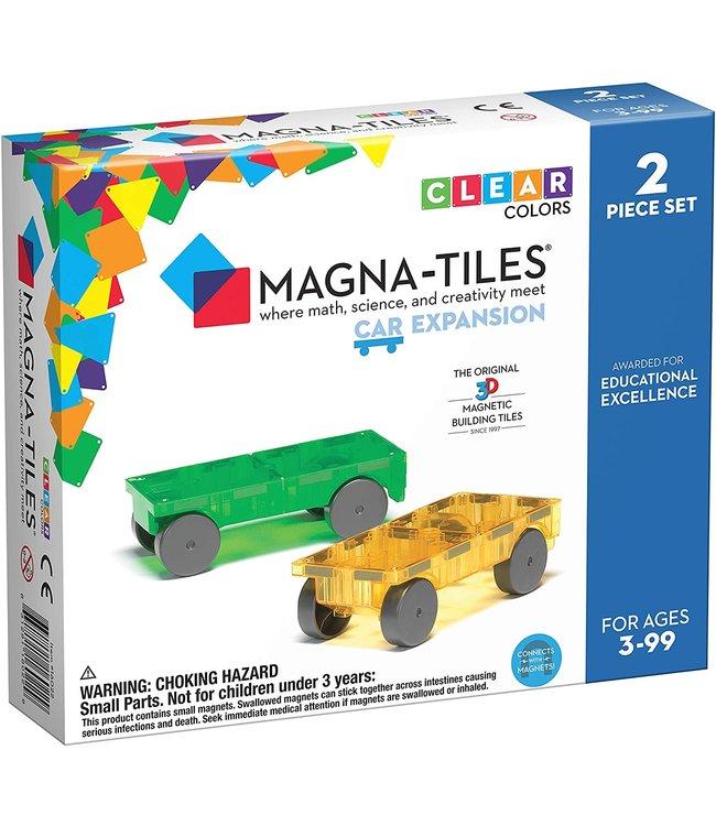 Magna-Tiles Magna-Tiles Cars 2 Piece Set