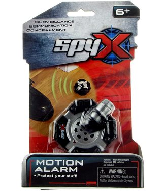 Mukikim Micro Motion Alarm Spy X
