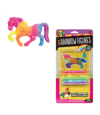 Toysmith DIY rainbow figures
