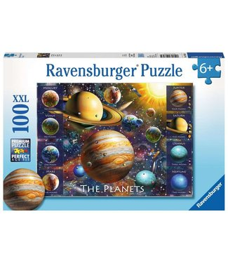 Ravensburger The Planets - 100pc