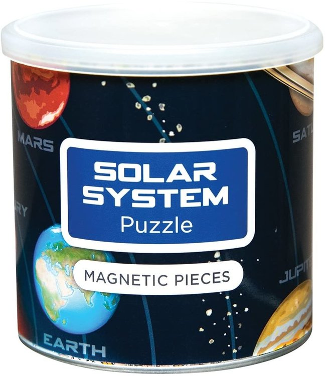 GeoToys Solar System Magnetic Puzzle