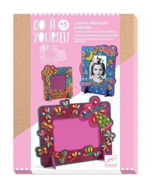 Djeco DIY- Fairy-Like Mosaic Frames