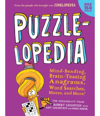 Workman Publishing Puzzlelopedia