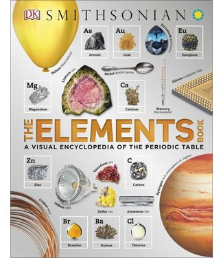 Penguin Publishing The Elements Book: A Visual Encyclopedia of the Periodic Table