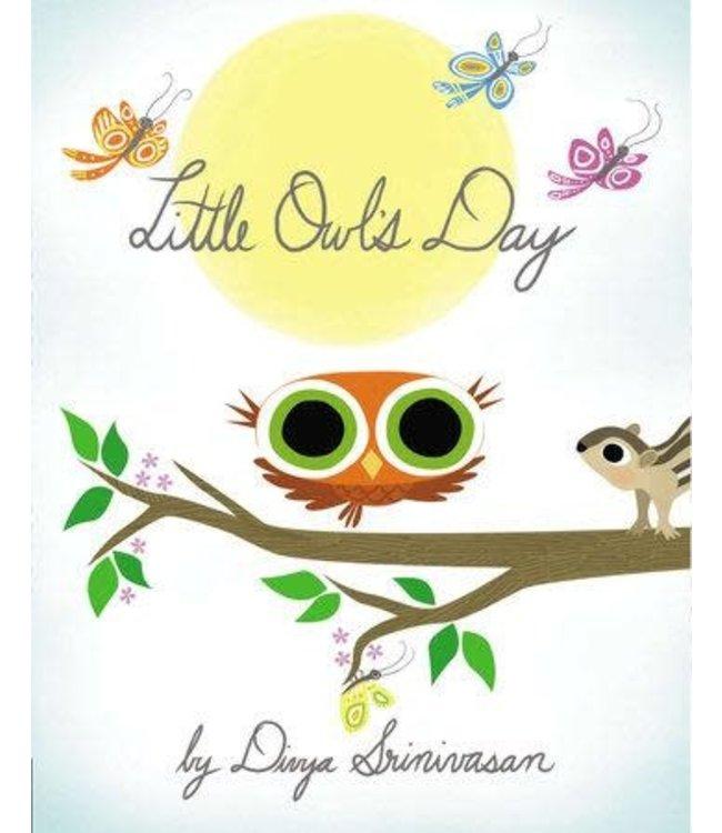 Penguin Publishing Little Owl's Day