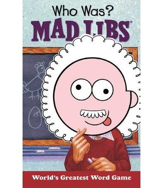 Penguin Publishing Mad Lib Who Was?
