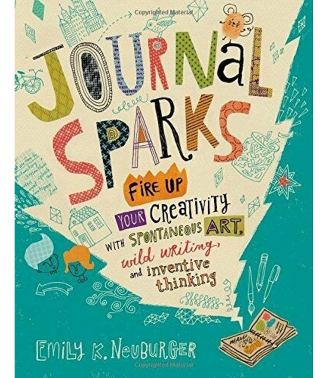 Workman Publishing Journal Sparks