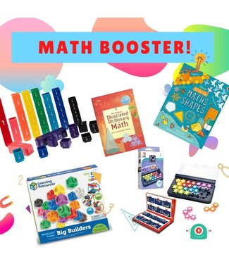 iSpark Toys Math Booster Bundle