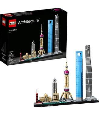 LEGO LEGO Architecture - Shanghai 21039