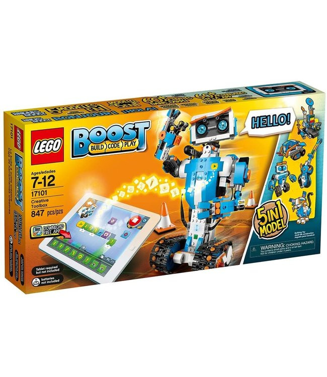 LEGO BOOST Creative Toolbox - 17101 - T
