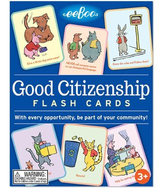 Good Citizenship Conversation Cards