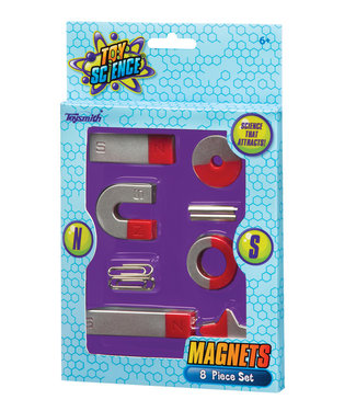 Toysmith Magnets 8 pcs Set