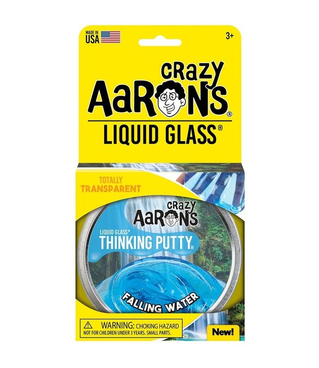 """Crazy Aaron Thinking Putty - 4"""" Falling Water"""
