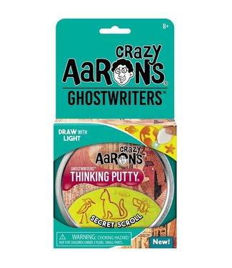 "Crazy Aaron Thinking Putty - 4"" Secret Scroll"