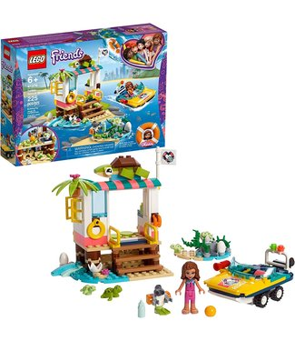 LEGO LEGO Friends Turtles Rescue Mission - 41376 - T