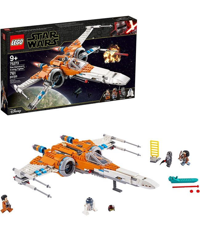 LEGO LEGO Star Wars Poe Dameron's X-Wing Fighter - 75273