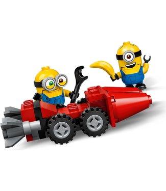 LEGO LEGO Minions Unstoppable Bike Chase - 75549