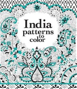 Usborne Indian Patterns to Color